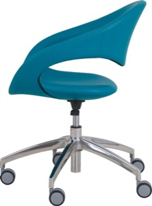 ERG Samba Swivel Chair