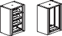 Mayline ARC Rotary File Cabinets - 4-Tier