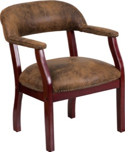 Microfiber Side Chairs