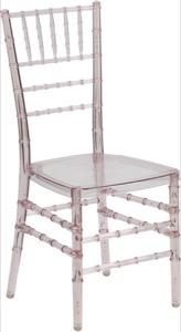Resin Chiavari Chairs