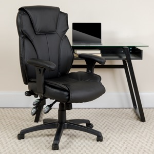 Leather Executive Office Chairs