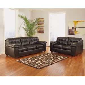 Chocolate living room set