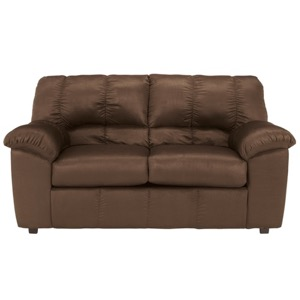 Caf_ loveseat