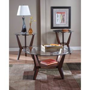 Ashley Ferretti Occasional Table Set