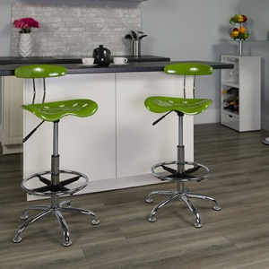 Lime drafting stool