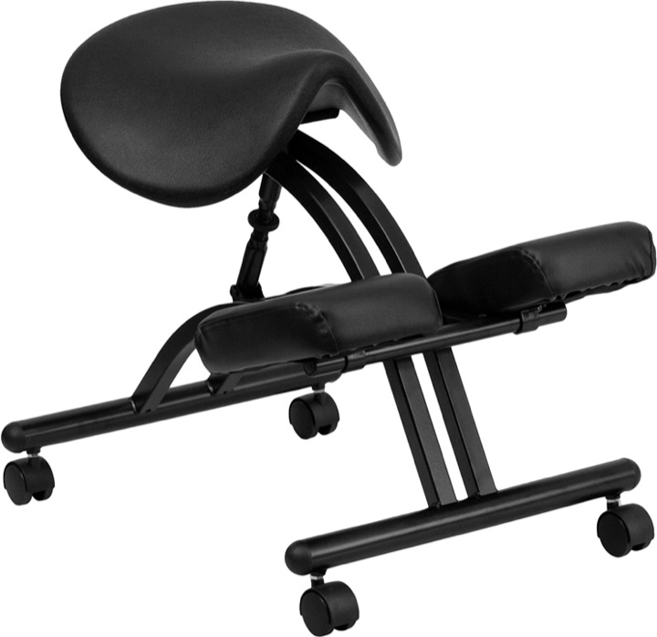 Enhance Your Posture And Well Being With A Kneeling Chair