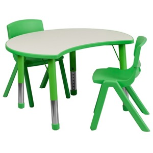 Activity Table Adjustable Height