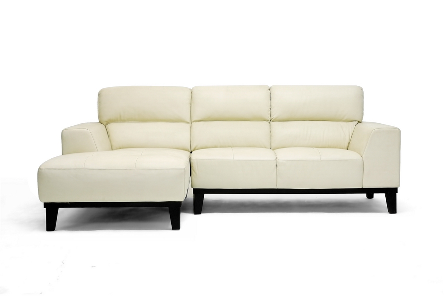 Leather Sofa Chaise Sectional