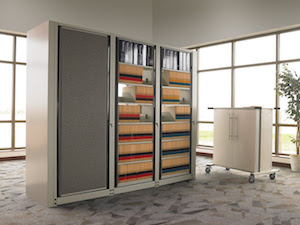 High Density File Cabinets