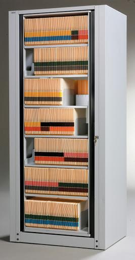 Wow Mayline Safco Arc Rotary File High Density Storage