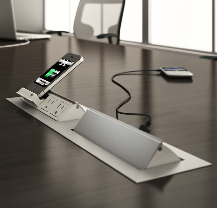 conference table power data video modules - enhance your next meeting