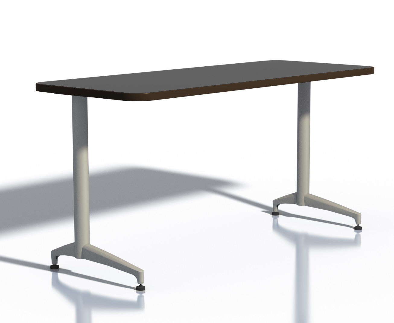 Discount Office Furniture Mayline Cohere Training And Classroom Tables - Adjustable training table