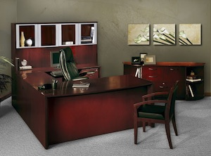 Wonderful Mayline Corsica Office Furniture