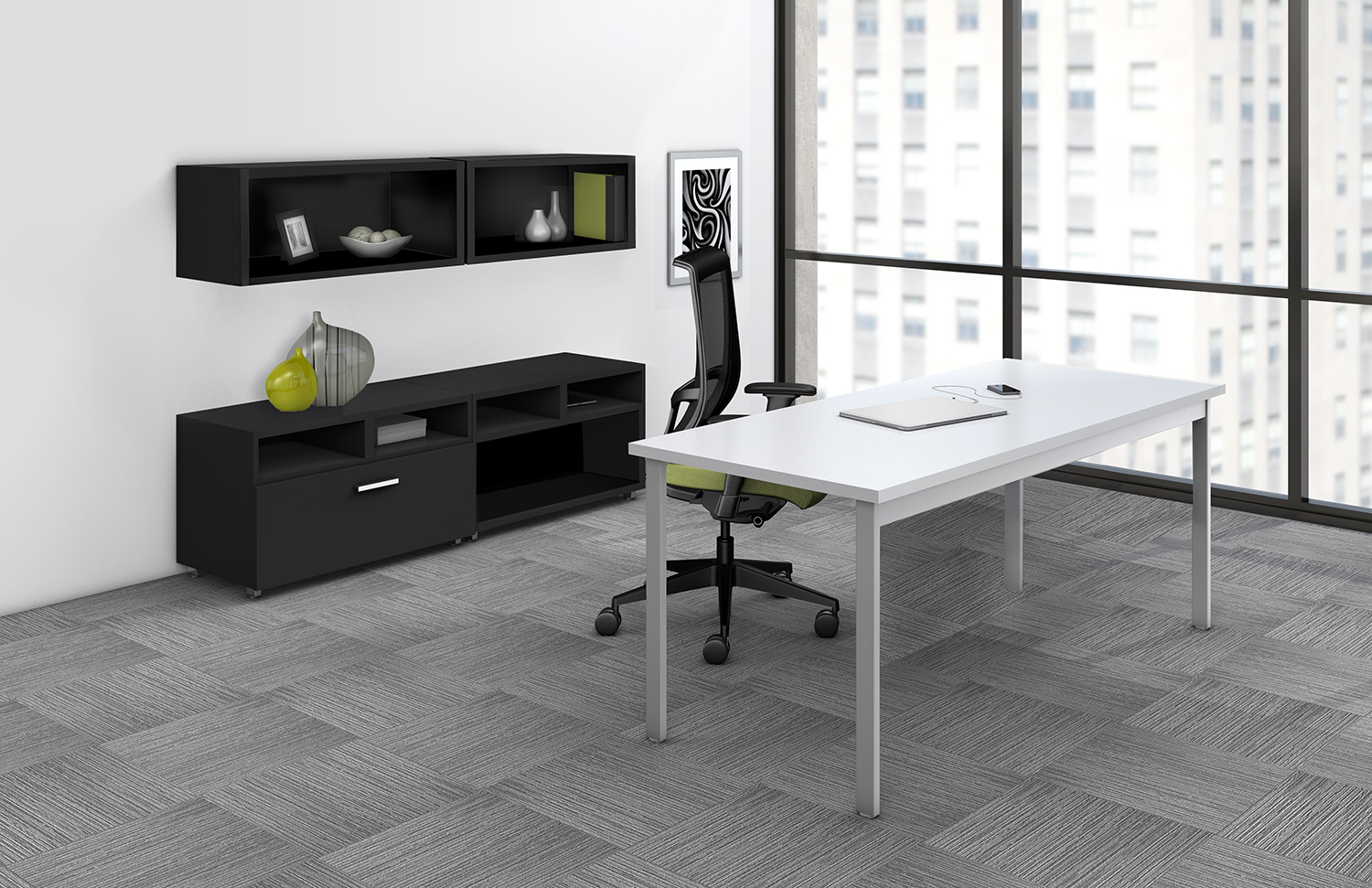 Mayline EASY Office Kit 15