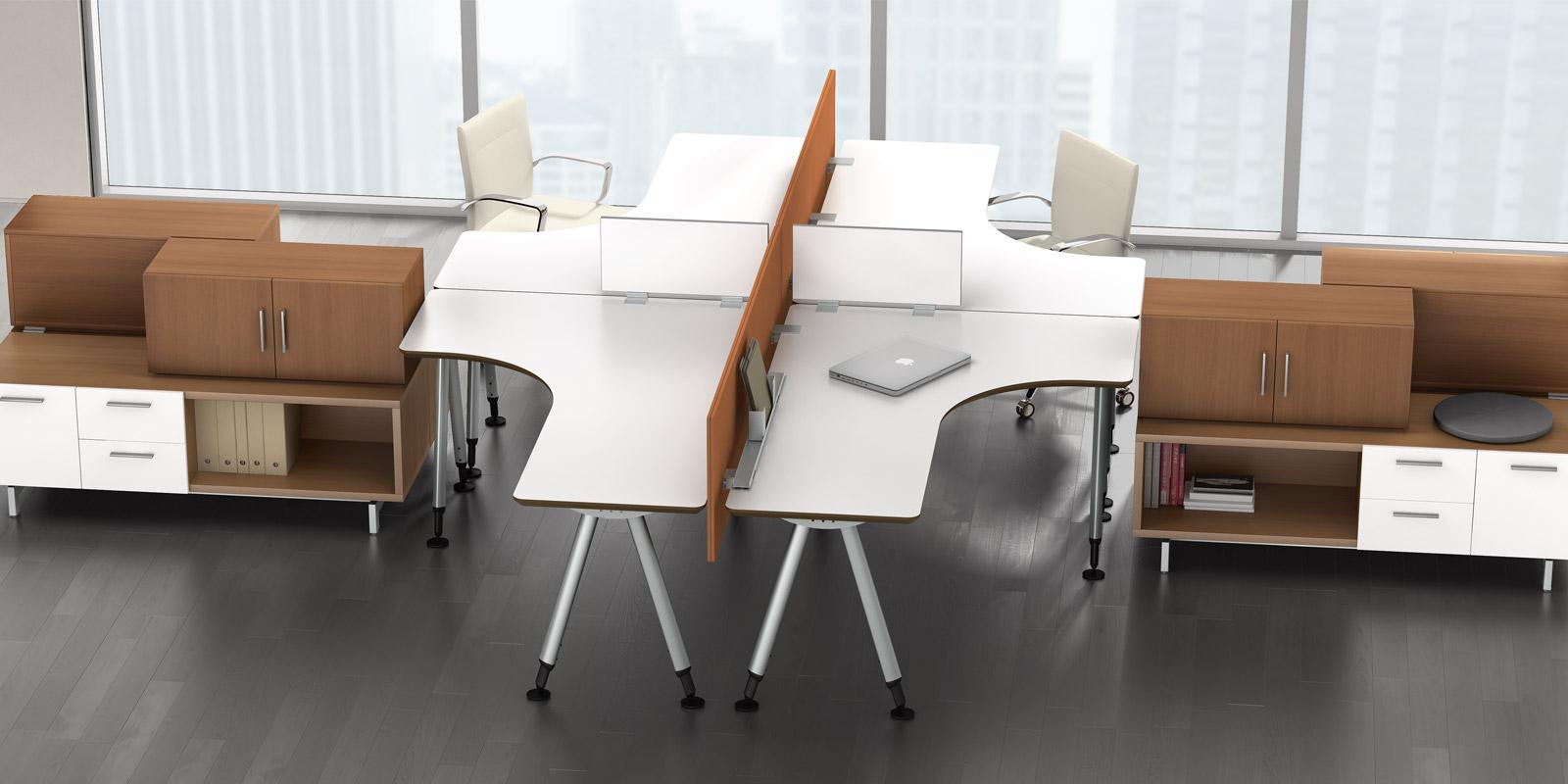 Wow Watson Fusion Modular Office Furniture Enhance Your Open