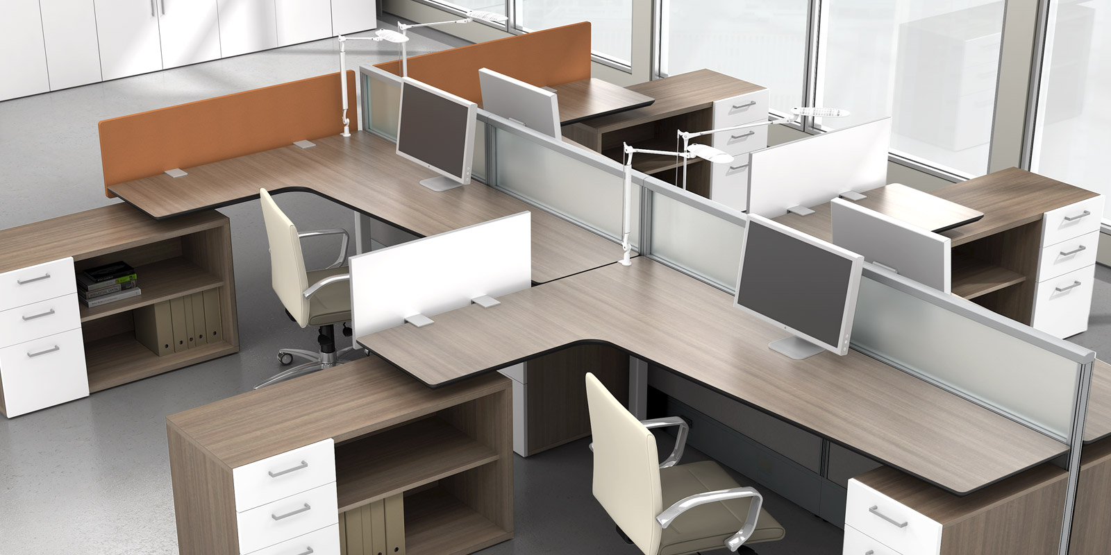 Watson M2 Efficient Workspace