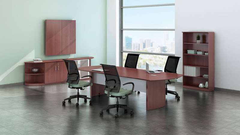 Mayline Medina COnference Room Furniture