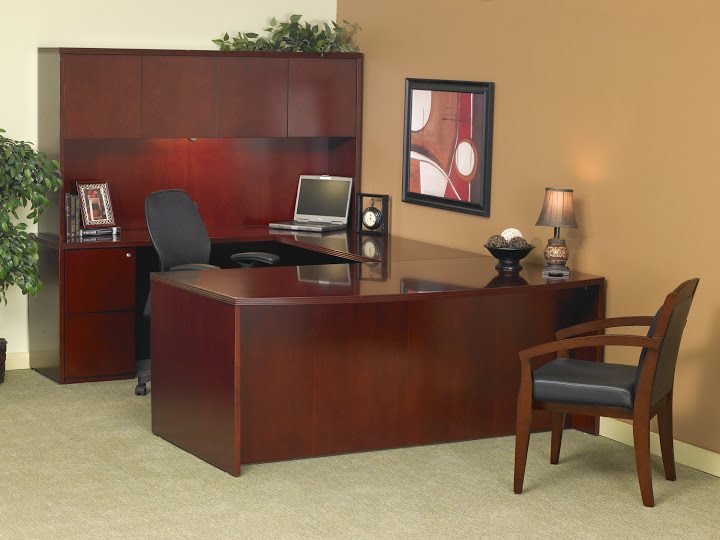 Mayline Luminary Office Furniture Executive Desks