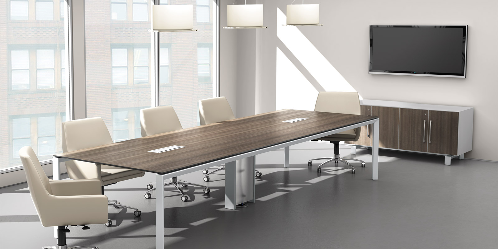 Tech Emergent Designs >> Conference Tables and Furniture - Watson Miro