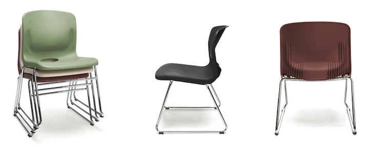 OFM Model 315 Muli-Purpose Stack Chair