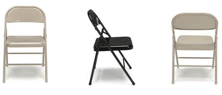 OFM Folding Chairs - Enhance Your Event Space