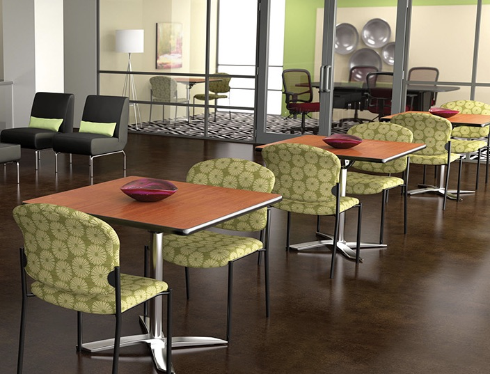 OFM Cafe and Break Room Tables and Chairs