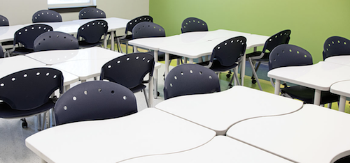 OFM Adapt Classroom Tables