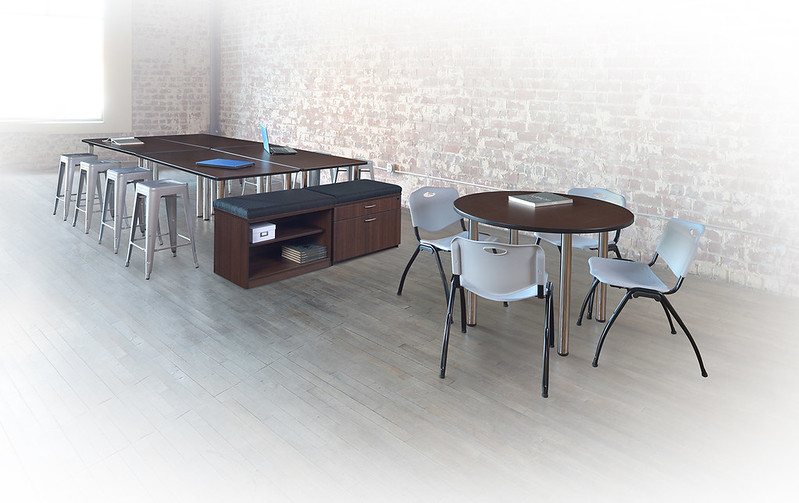 Regeency Kee Breakroom and Cafe Tables
