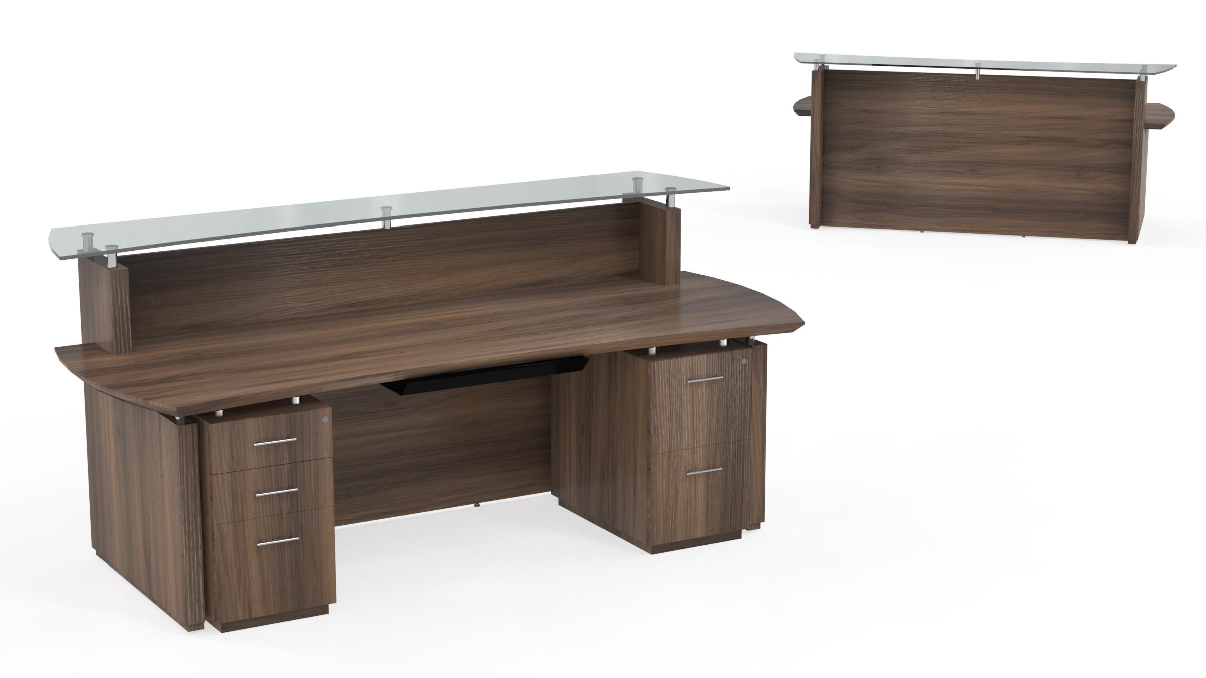 Mayline Sterling Reception Desk
