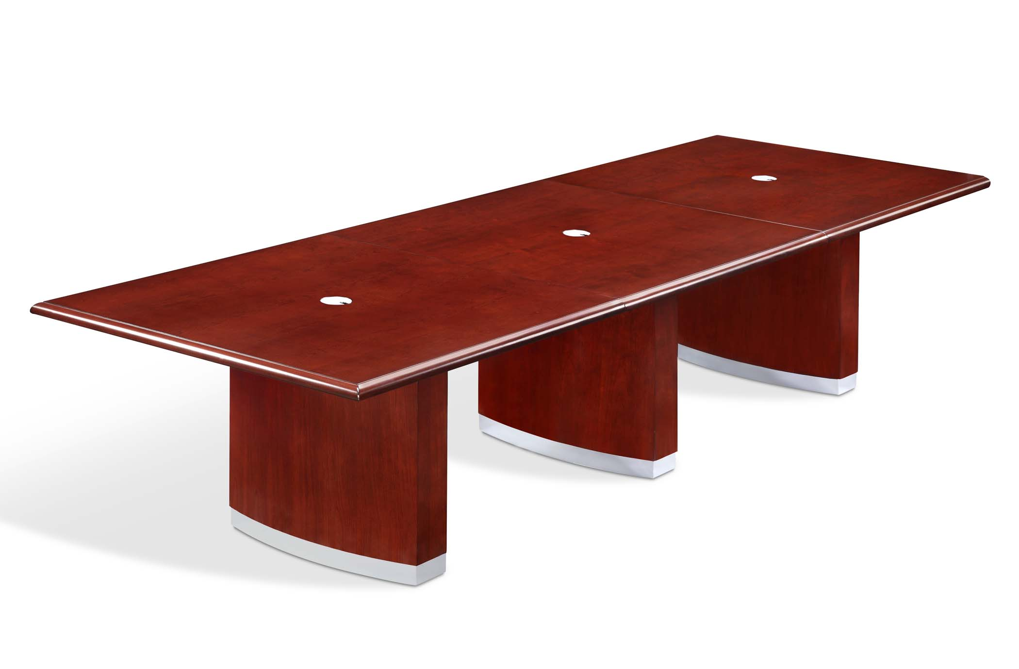 WoW DMI Flexsteel Summit Conference Tables Enhance Your Meeting Room - Conference room table grommets