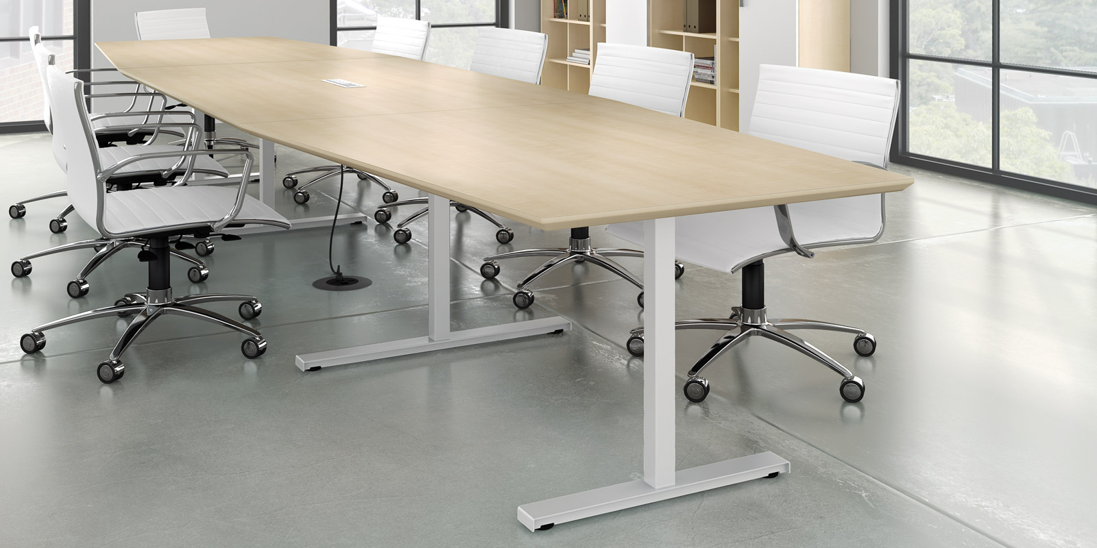 Watson Seven Conference Tables Made In America - Hexagon conference table