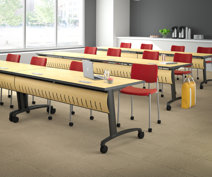 Double ACT-Quik Training Tables
