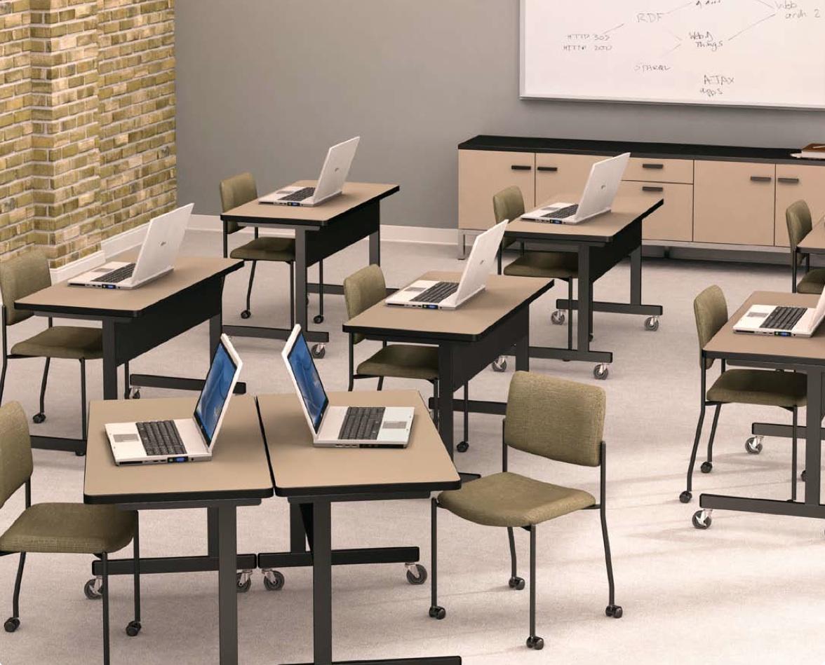 ABCO New Medley Education Tables