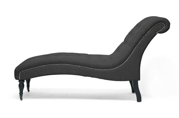 Amelia Linen Chaise Lounge It Is Time To Recline Relax