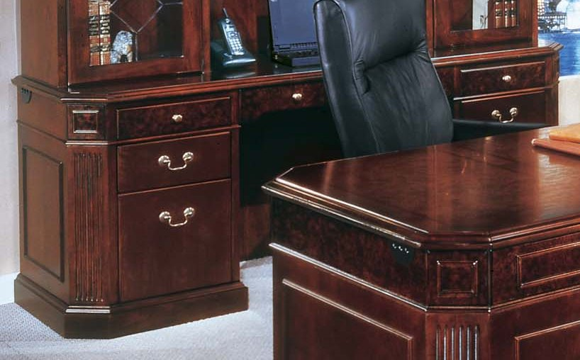 dmi oxmoor - credenza, executive storage cabinet