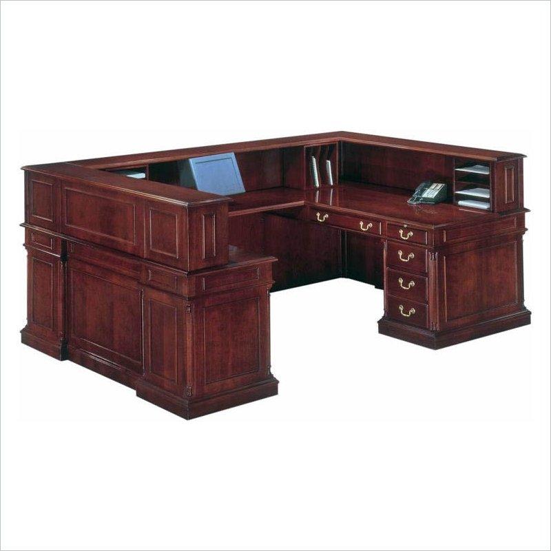 Dmi Keswick Reception Desk Traditional