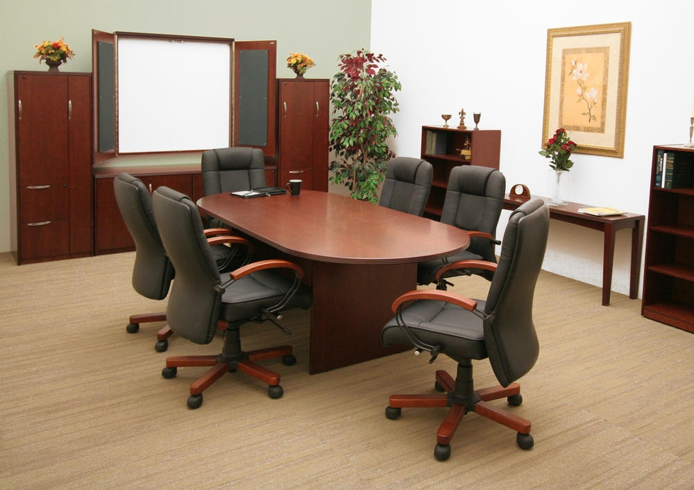 Regency Legend Office Furniture Desks File Cabinets Storage - Conference table with storage