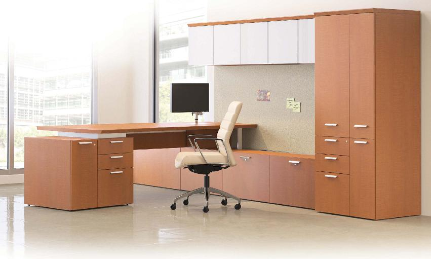 office furniture desks - paoli mingle collection - made in america