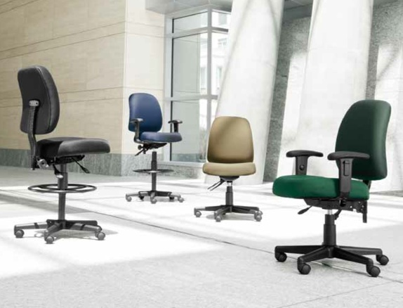 OFM Posture Series Office Chairs