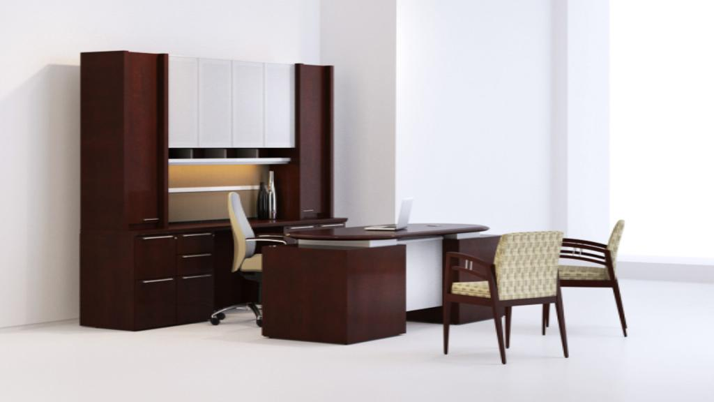 Office Furniture Desks Paoli Fuse Collection Is Made In America - Paoli furniture