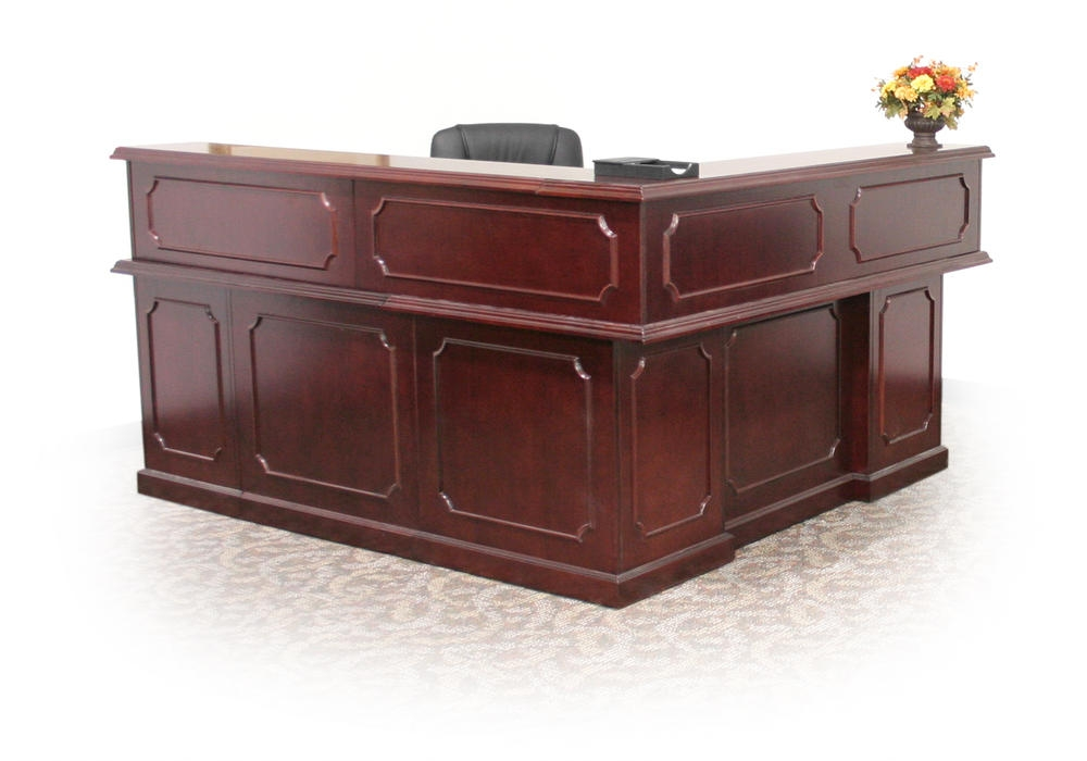 Prestige Reception Desks