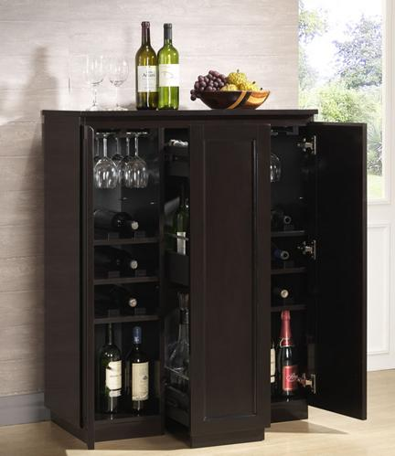 Dry Bar And Wine Cabinet
