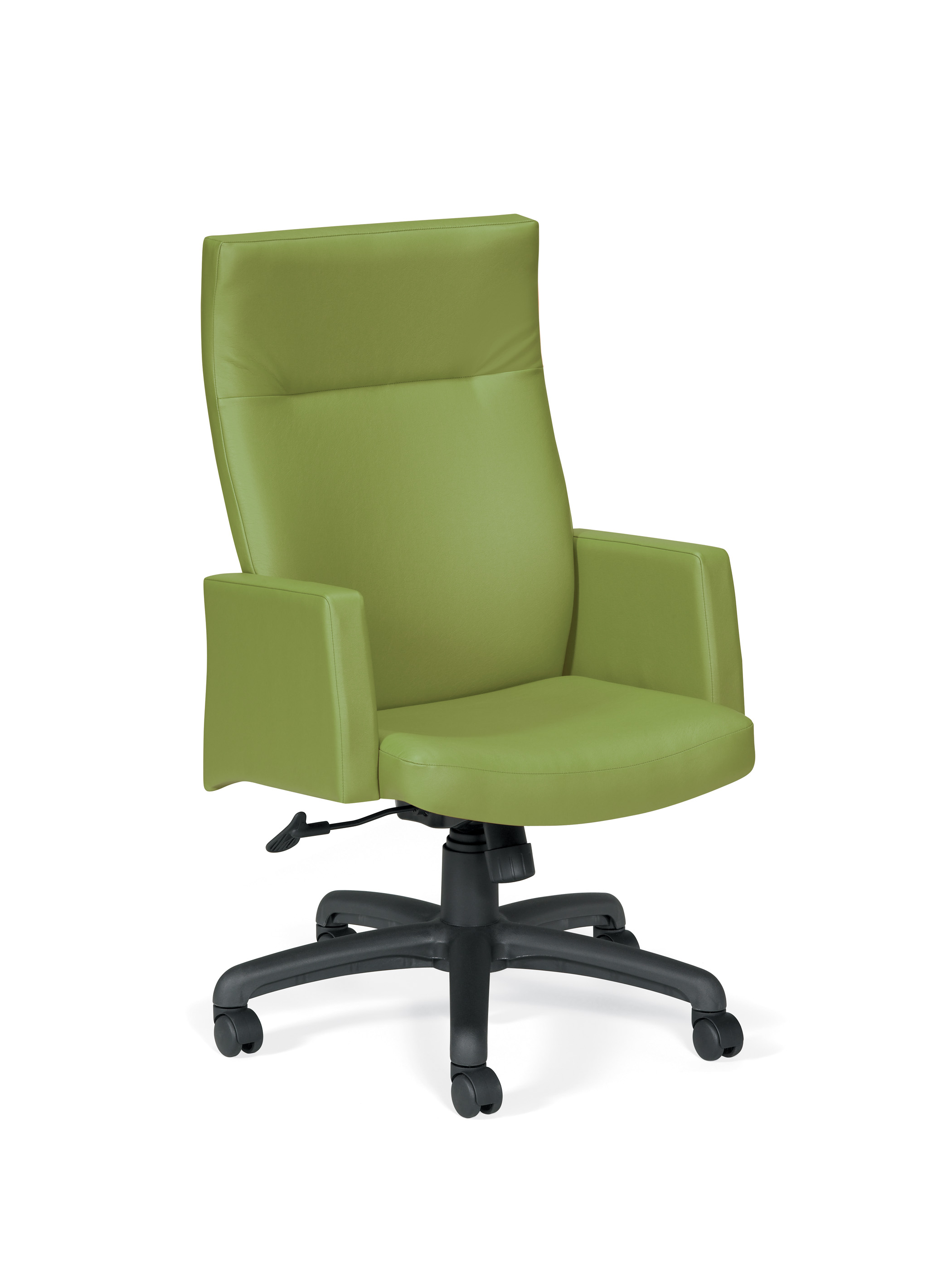 High back fabric office chair - Paoli Salano Office Chair