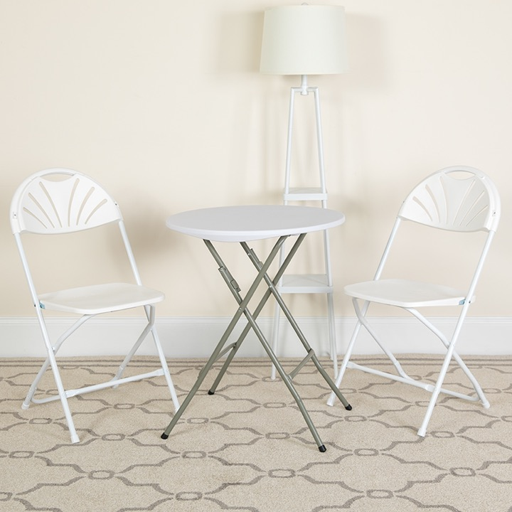 enhance your event and banquet space with big tall folding chairs